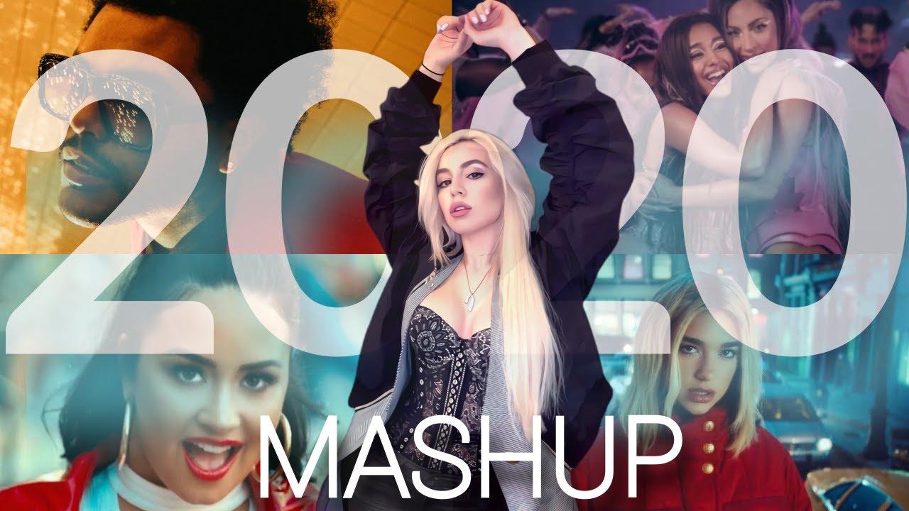 Best Music Mashup 2020  Best Of Popular Songs