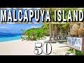 Coron Palawan - Malcapuya Island