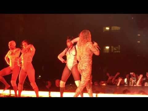 """Beyoncé - Formation World Tour, Brussel 31-7-2016, """"Freedom/End Of Time/Halo"""""""