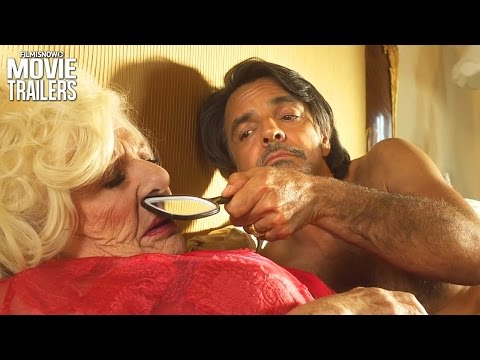 HOW TO BE A LATIN LOVER Comedy Movie Trailer ft. Eugenio Der