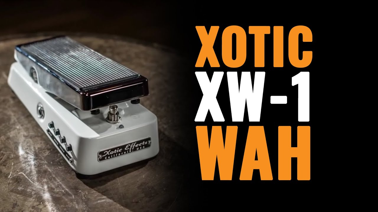 Top 10 Best Wah Pedals 2019 - Reviews & Buyer's Guide
