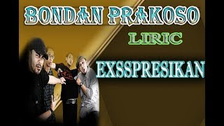 Lirik Lagu Expresikan - Bondan Prakoso