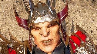 Download Mortal Kombat 11 Shao Kahn Vs. Kotal Kahn All Fight Cutscenes (MK11) Mp3 and Videos