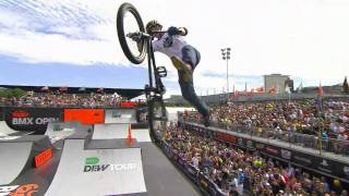 Spinner, Dhers, Reynolds, Nyquist, Webb - BMX Park Top Five - Chicago Dew Tour 2010