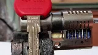 Cilindro di sicurezza CISA Astral Tekno- ROTOR PICK