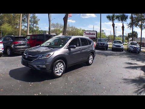 2015 Honda CR-V Gainesville, Ocala, Lake City, Jacksonville, St Augustine, FL 8507