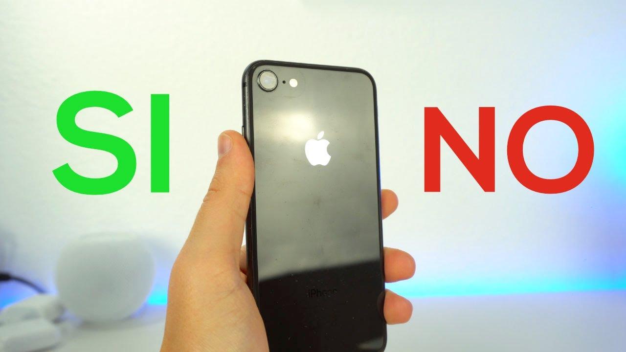 Download iPhone 8 en 2021, ¿Vale la pena?