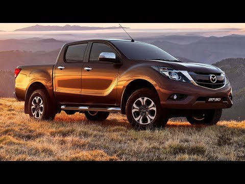 The New 2019 Mazda Bt 50 Pro 4x4 Power Pickup Truck Youtube