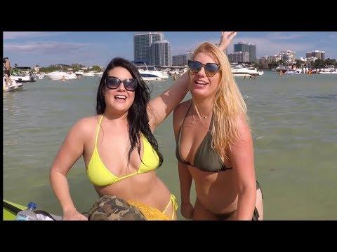 Miami Beach Sandbar