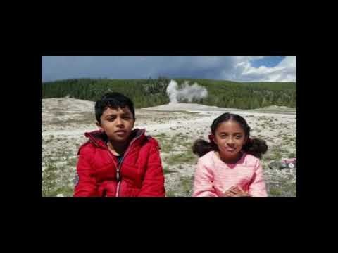All about Oldfaithful Geyser at Yellowstone National park
