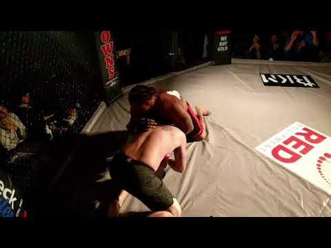 Universal Combat League Josh Bush vs Devon Newson