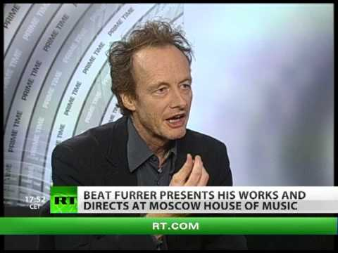Beat Furrer: People have to discover new worlds of music