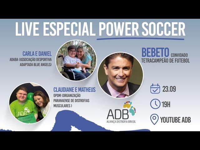 Live Especial: Power Soccer