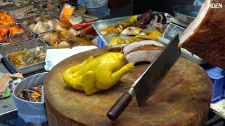 Hong Kong Street Food ~ Chop Chop