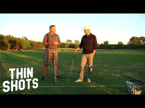 Golf How to stop thin shots, Olympic Golf Preview Be Better Golf Live