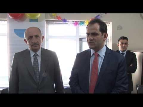 İŞKUR Genel Müdürü Nusret Yazıcı Erzurum'da