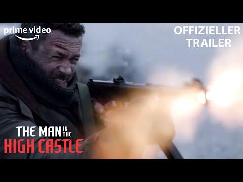 Widerstand und Rebellion | The Man In The High Castle | Offizieller Trailer | Prime Video DE