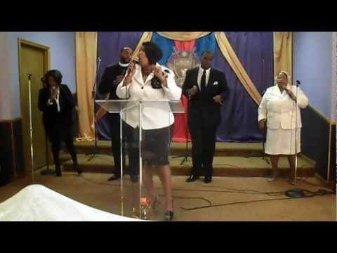 """Greater Praise 2/3/13 """"You Are Here"""""""
