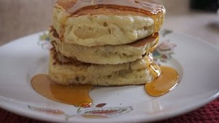 How To Make Banana Pancakes From Scratch