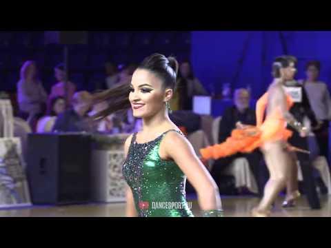 Колесников Олег - Лукьянова Маргарита, Samba, Первенство Москвы 2020