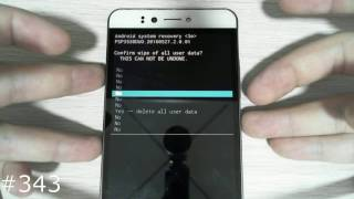 Hard Reset Prestigio MultiPhone PSP3530 DUO