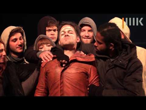 SOSARME, RE DI MEDIA, Oper Halle, Premiere: 27.5.2016, Trailer: David Ortmann