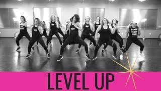 "Gambar cover ""LEVEL UP"" by Ciara. SHiNE DANCE FITNESS"