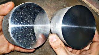 Литье алюминия без флюса и пор для изготовления любых токарных заготовок