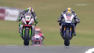 2018 Bennetts British Superbike Championship, Round 4, Snetterton 300, Race 2