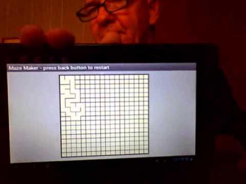 App Inventor Maze Maker Youtube