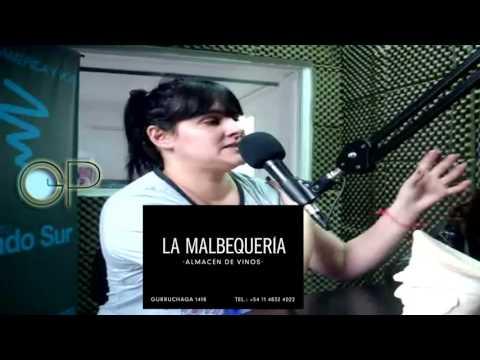Guadalupe Pazos (GP Comunicación) en Radio Mundo Sur FM 106.5