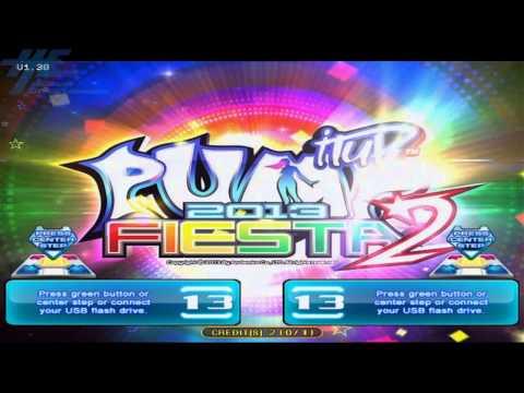 Pump It Up Fiesta 2 2013 - How To Create USB Profiles & Custom Step Charts