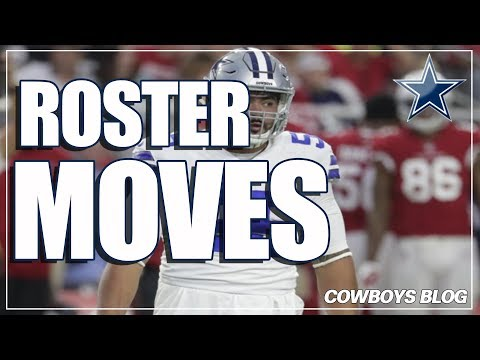 Dallas Cowboys Latest Roster Moves