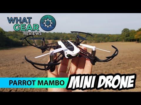 The Perfect Starter Drone – Parrot Mambo Minidrone