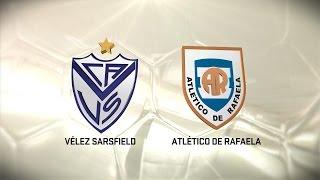 Velez Sarsfield vs Atl. Rafaela full match