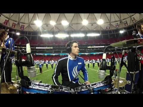 Live Headphone Fail - GSU Marching Band plays Thriller & Nirvana