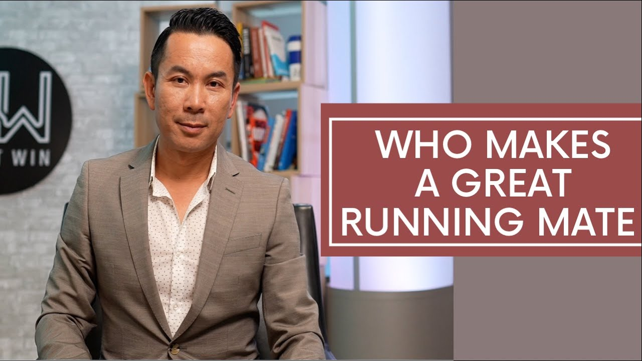 Who Makes A Great Running Mate