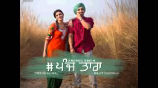 5 taara  diljit dosanjh  latest punjabi song 2015