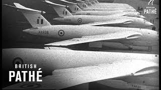 Victor Bomber / Hawker Hunter (1950-1959)