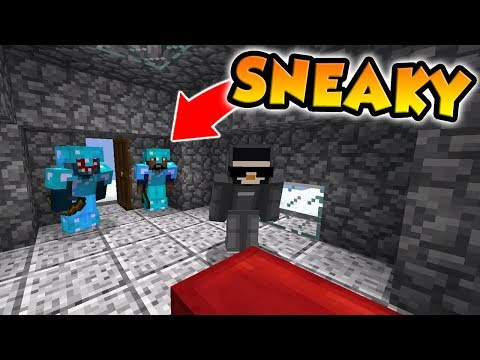 Minecraft | FRIEND OR FOE? | ATTACKED IN MY BASE!! (45)