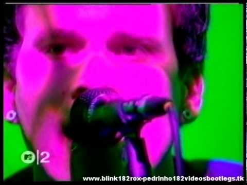 Blink 182 Aliens Exist MTV Europe Studios Europe