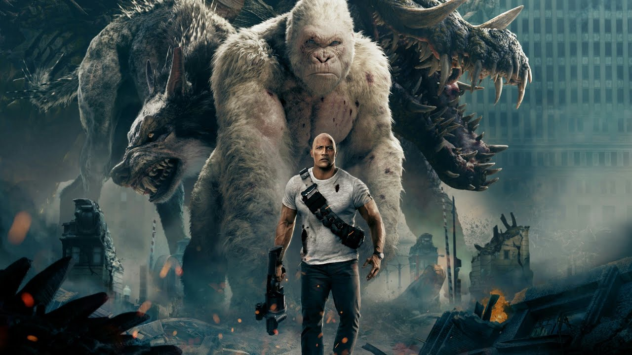 Download Rampage full movie download links