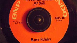 MARVA HOLIDAY -  IT
