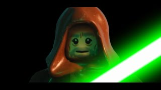 STAR WARS Episode 8 LEGO Fan made Trailer