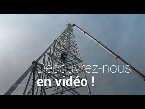 Installation, entretien, pylônes toutes tailles : LES PYLÔNES DU LITTORAL