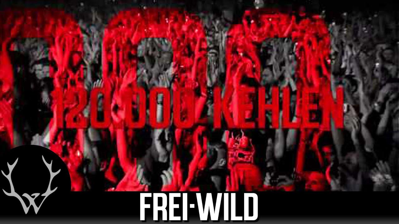 Frei.Wild - Die Live-Opposition par excellence - DIE TOUR