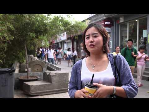 GIPTV News Pilot - China Vietnam South China See Oil Drill Dispute - Chinese Street Views