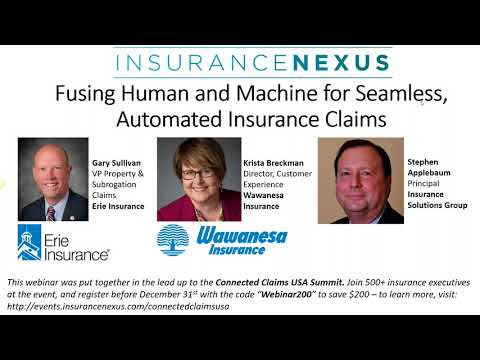 Fusing Human and Machine for Seamless, Automated Insurance Claims