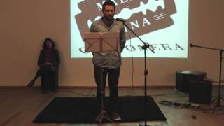 "Malha Fina Cartonera: ""Ode a Juliano, o apóstata (Infância)"" de Néstor Díaz de Villegas"