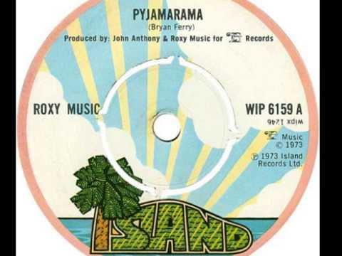 Roxy Music    Pyjamarama